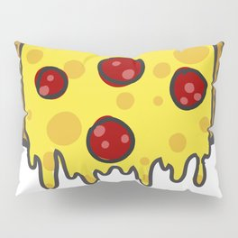 If pizza boxes are square? Pillow Sham