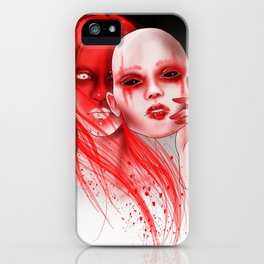 Your True Face iPhone Case