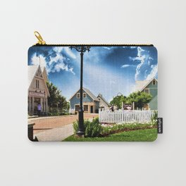 Avonlea Village Under A Dramatic Sky Carry-All Pouch