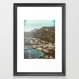 Avalon Framed Art Print