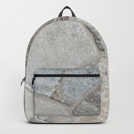 Natural Stone Backpack
