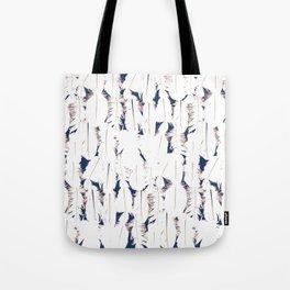 MAD MANUHURU Into The Blue Tote Bag
