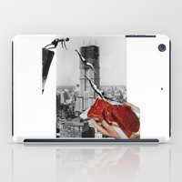 metropolis iPad Cases featuring Metropolis by Lerson