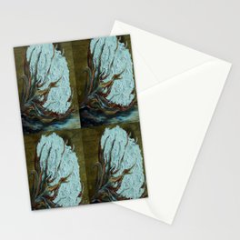 Four Square Cotton Stationery Cards