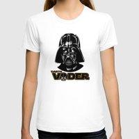 darth vader T-shirts featuring Darth Vader by store2u
