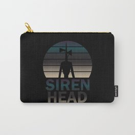 Siren Creature Monster Horror Movie Halloween Carry-All Pouch