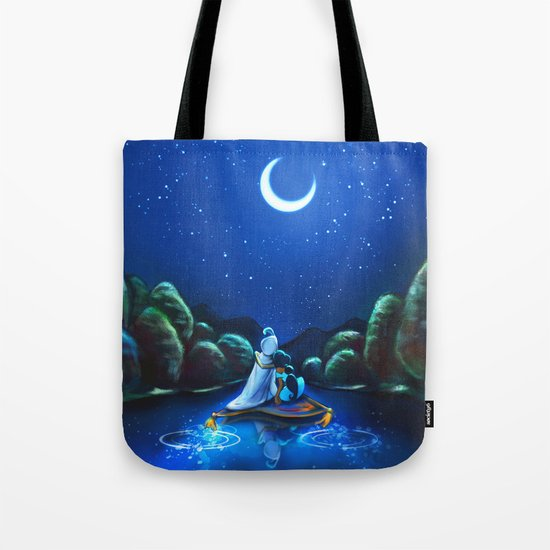 A Wondrous Place Tote Bag