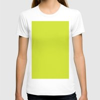 pear T-shirts featuring Pear by List of colors