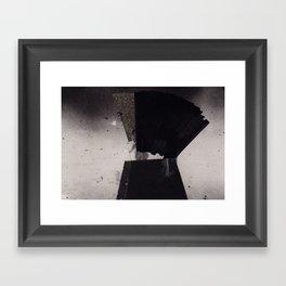 bow2 Framed Art Print