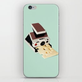 SAY CHEESE iPhone Skin