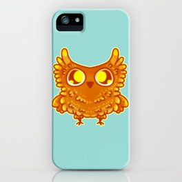 Poot the Hoot iPhone Case
