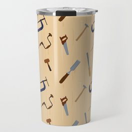Wood shop Travel Mug