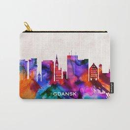 Gdansk Skyline Carry-All Pouch