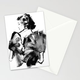 Real Lady Stationery Cards