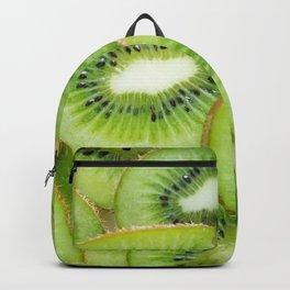 slices kiwi Backpack