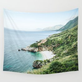 Beach - Landscape and Nature Photography Wall Tapestry