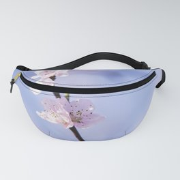 Sakura Plum Flowers Fanny Pack