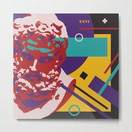 XXI abstract Metal Print
