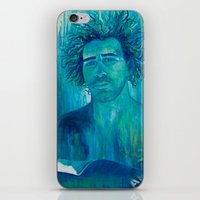 salt water iPhone & iPod Skins featuring Salt Water Soul by Sophia Buddenhagen