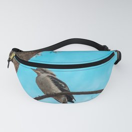 Kookaburra sits in the Old Gumtree. Fanny Pack