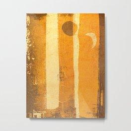 Sertão Metal Print