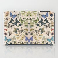 insect iPad Cases featuring Insect Jungle by Galvanise The Dog