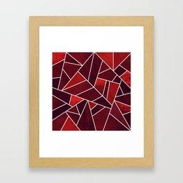 Cozy Christmas Framed Art Print