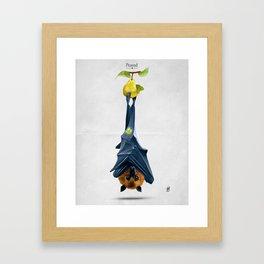Peared Framed Art Print