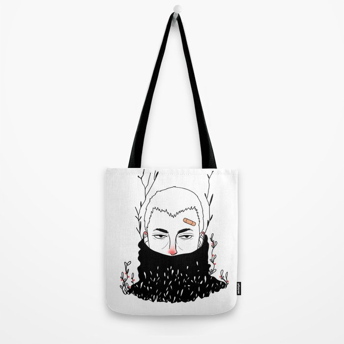 Cold Days Tote Bag