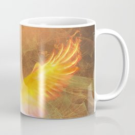 Phoenix Rising - 3rd Annual HeART & SOULstice Gathering  Coffee Mug
