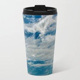 SIMPLY CLOUDS Travel Mug