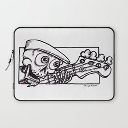 Bass Man Laptop Sleeve