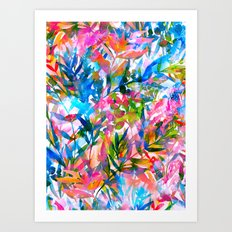 Tropic Dream Art Print