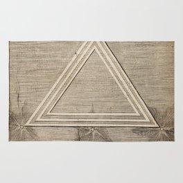 Hugo de Groot's Syntagma Arateorum 1600 - 16 Deltoton or Triangulum Rug