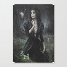The Fate Canvas Print