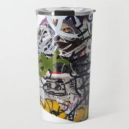 Paris Graffiti: 14th Arrondissement Travel Mug