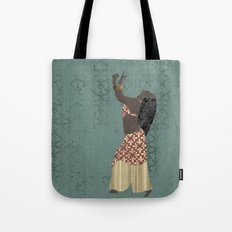 Belly dancer 1 Tote Bag