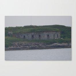 Bailey Island Canvas Print