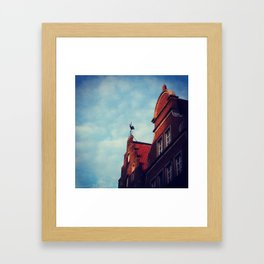 ROOST Framed Art Print