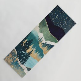 Star Lake Yoga Mat
