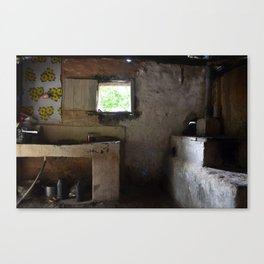 Where They Gather. Canvas Print