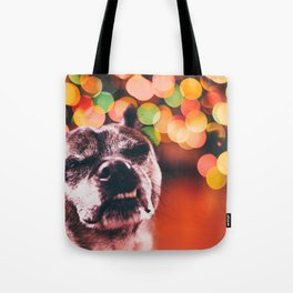 Entei Bokeh Tote Bag