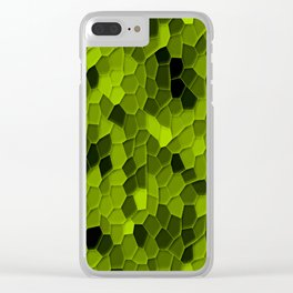 The Forest Floor.... Clear iPhone Case