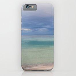 Lake Superior Blues iPhone Case