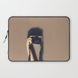 Taking pictures of you Laptop Sleeve