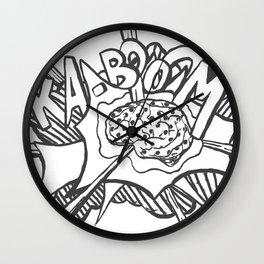 8_OPrime Wall Clock