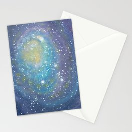 cosmic energy Stationery Cards