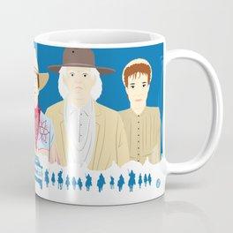 1885 (Faces & Movies) Coffee Mug