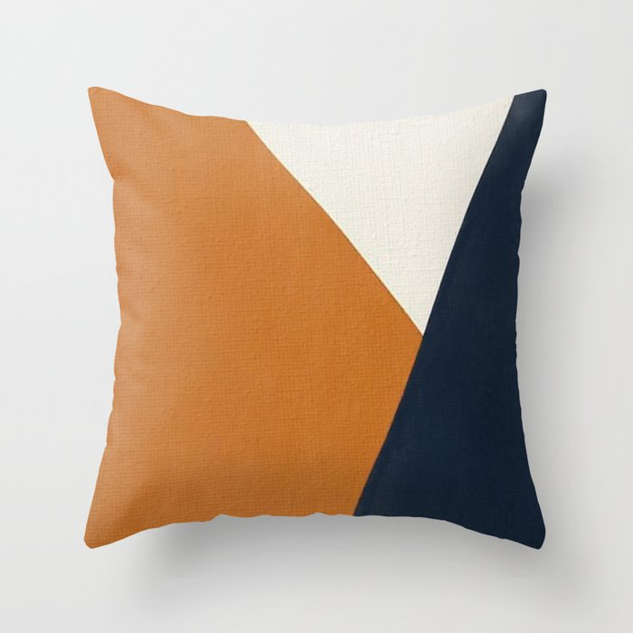 Back to Sail 2 Throw Pillow