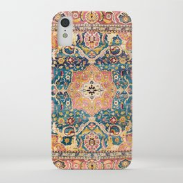 Amritsar Punjab North Indian Rug Print iPhone Case